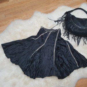 bebe Skirts - 🔥⚡Stunning Boho Gypsy Vintage Ruffled Skirt🔥⚡